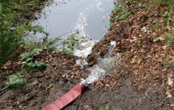 Waterschade in Amersfoort