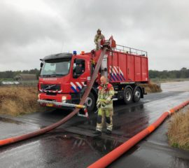 Controle Watertransportsysteem