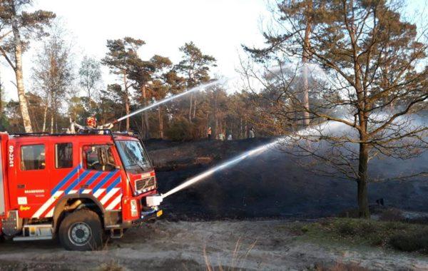 Natuurbrand Soest